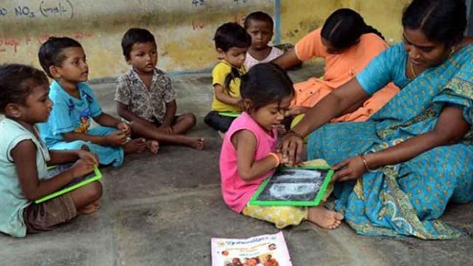 मध्य प्रदेशः आंगनबाड़ियों पर सरकार की नजर, ग्रेडिंग के जरिए किया जाएगा काम का आंकलन
