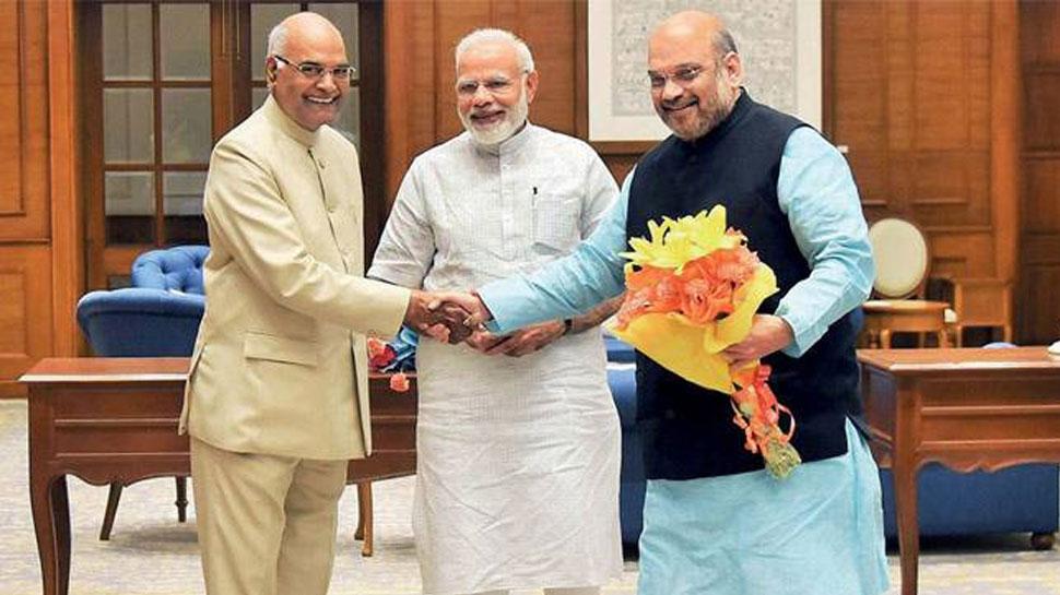 राष्ट्रपति, प्रधानमंत्री और गृहमंत्री ने लोगों को दी मिलाद-उन-नबी की बधाई