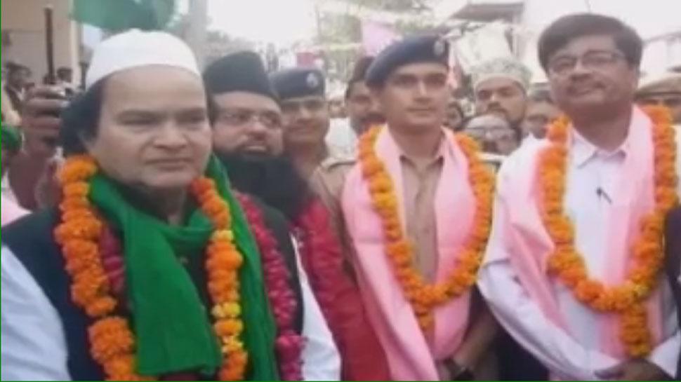 धौलपुर: धूमधाम से मनाया गया ईद मिलादुन्नबी का जश्न, हिंदू समाज ने किया स्वागत