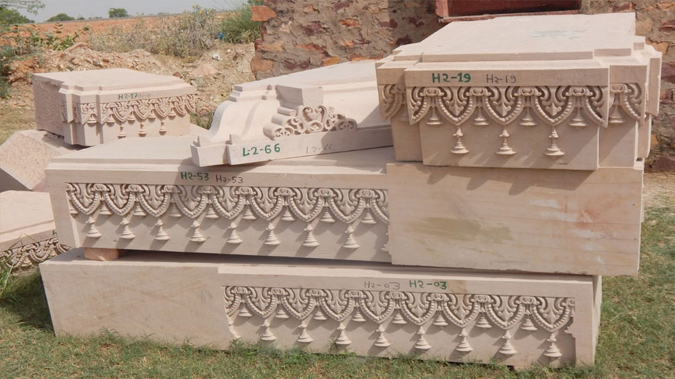 अयोध्या के राम मंदिर निर्माण में लगेगा बंशी पहाड़पुर का सफेद पत्थर, जानिए खासियत