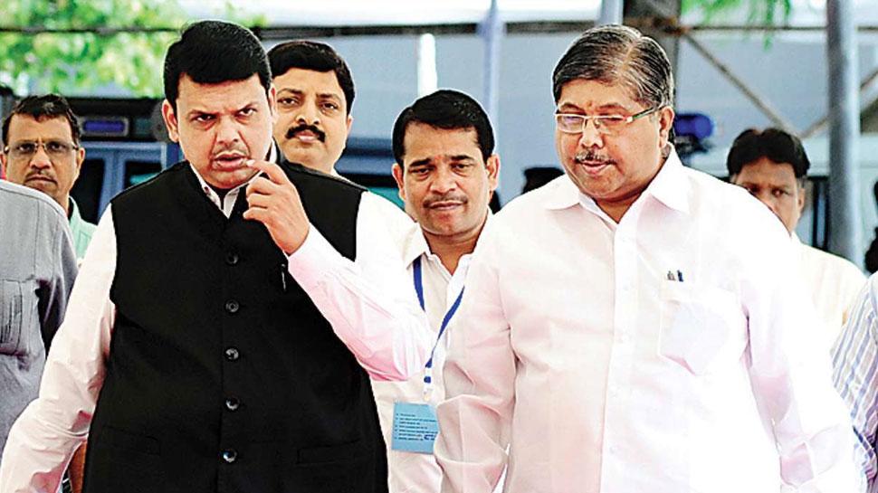 महाराष्ट्र BJP कोर कमेटी की बैठक में नहीं हो सका फैसला, अब केंद्रीय नेतृत्व पर छोड़ा निर्णय