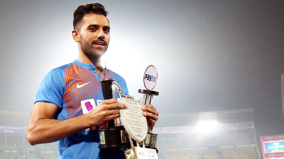 INDvsBAN: दीपक चाहर ने एक झटके में तोड़ डाले 5 रिकॉर्ड, टी20 के बेस्ट बॉलर बने