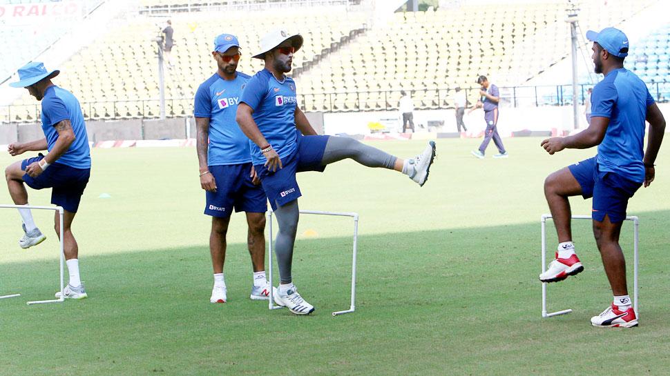 INDvsBAN: अभी पहला टेस्ट हुआ नहीं और टीम इंडिया जुट गई दूसरे टेस्ट की तैयारी में