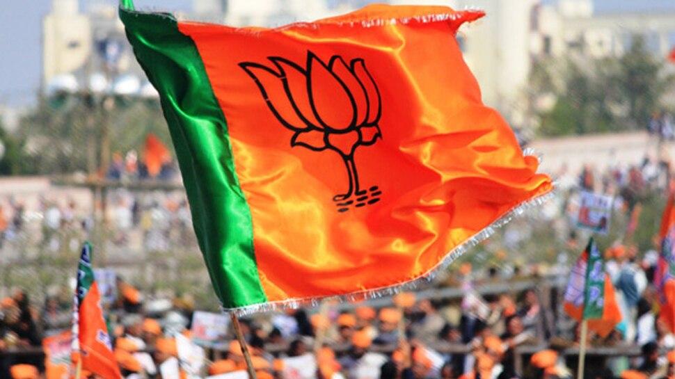 Jharkhand Assembly Elections 2019: टिकट लेकर लौटे BJP उम्मीदवारों का धनबाद में हुआ भव्य स्वागत