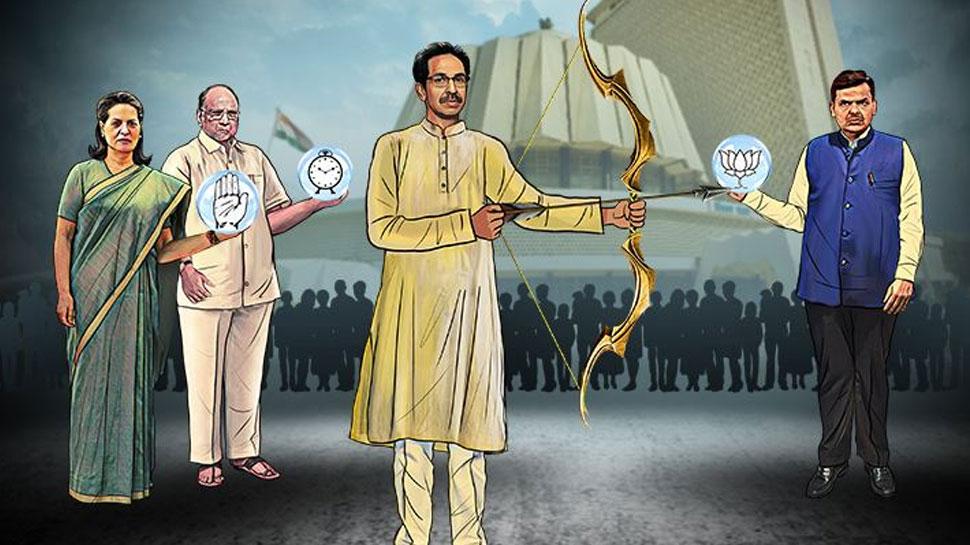 महाराष्ट्र की फिल्म में अभी बाकी है रोमांच, राणे और फडणवीस के बयान से आया ट्विस्ट