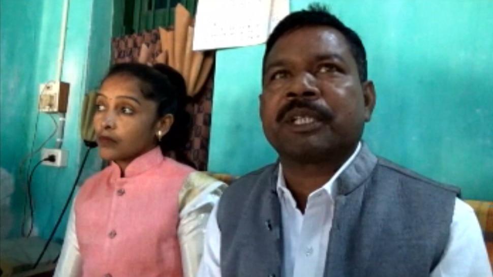 Jharkhand Assembly Elections 2019: टिकट नहीं मिलने पर बिश्राम मुंडा ने दिया BJP से इस्तीफा