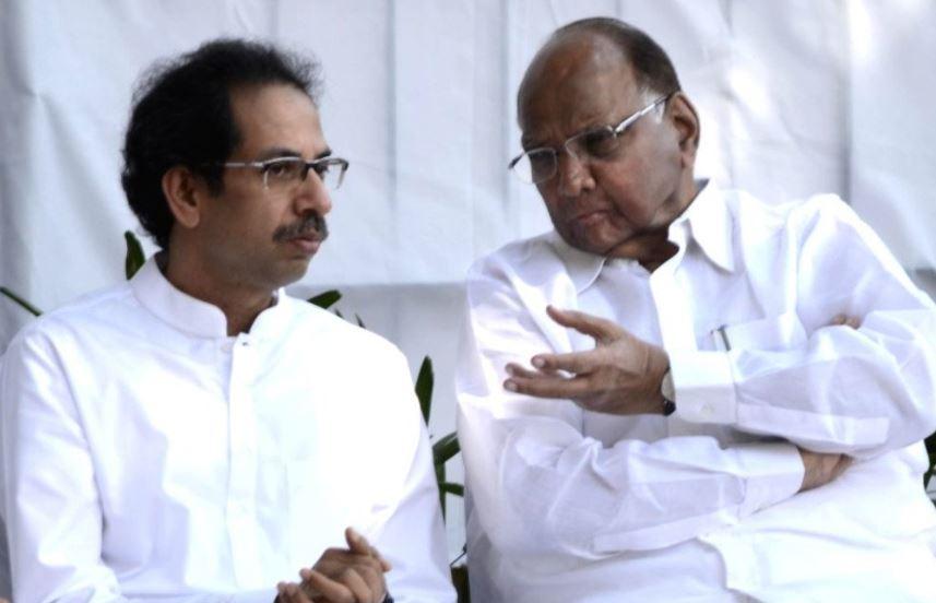 महाराष्ट्र में शिवसेना एनसीपी बनाएंगी सरकार, आधे आधे समय तक बनेंगे दोनो पार्टियों के मुख्यमंत्री