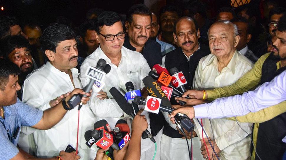 जयपुर के रिसॉर्ट में 5 दिनों तक ठहरे महाराष्ट्र कांग्रेस के विधायक मुंबई रवाना