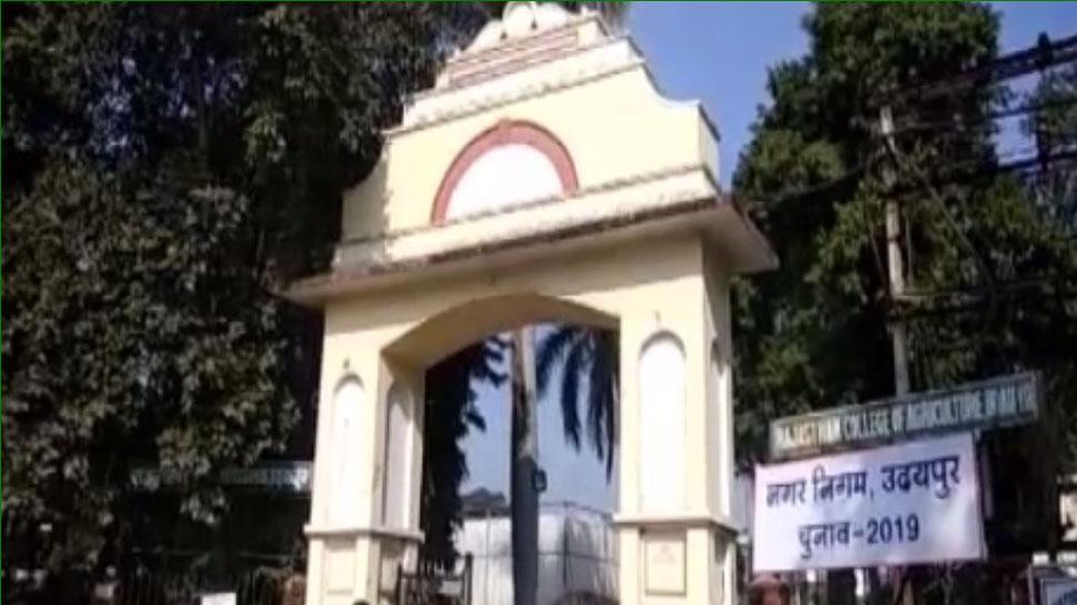 उदयपुर: निकाय चुनाव 2019 को लेकर नगर निगम में पूरी हुई तैयारी, निर्वाचन अधिकारी ने कहा...