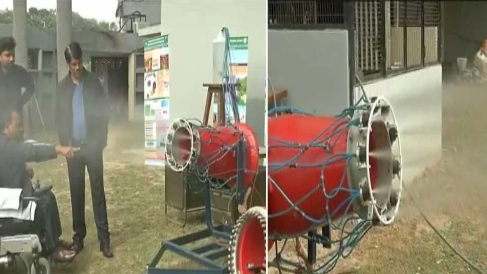 चंडीगढ़ के वैज्ञानिकों ने ईजाद किया ऐसा तरीका, प्रदूषण की अब खैर नहीं
