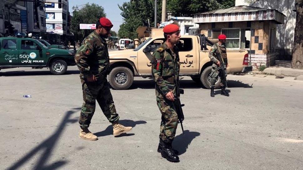 काबुल: हमलावर ने विस्फोटकों से भरे कार को उड़ाया, 7 लोगों की मौत और कई घायल