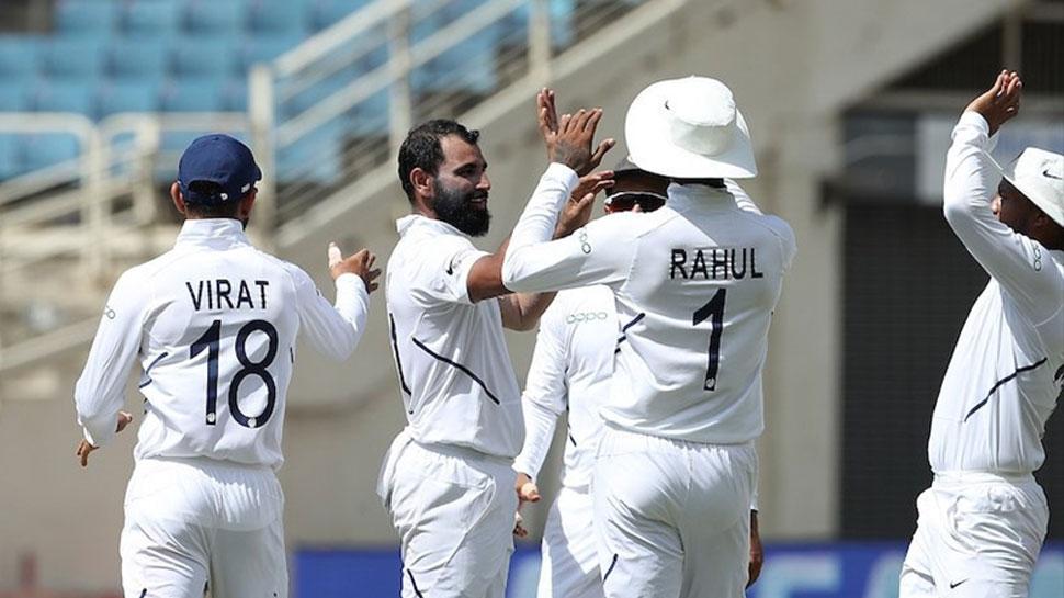 IND vs BAN: मोहम्मद शमी ने बांग्लादेश को दिया तीसरा झटका, मिथुन हुए LBW