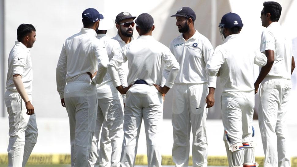 IND vs BAN Indore test: पहले सत्र में बांग्लादेश ने गंवाए 3 विकेट और भारत ने दो मौके