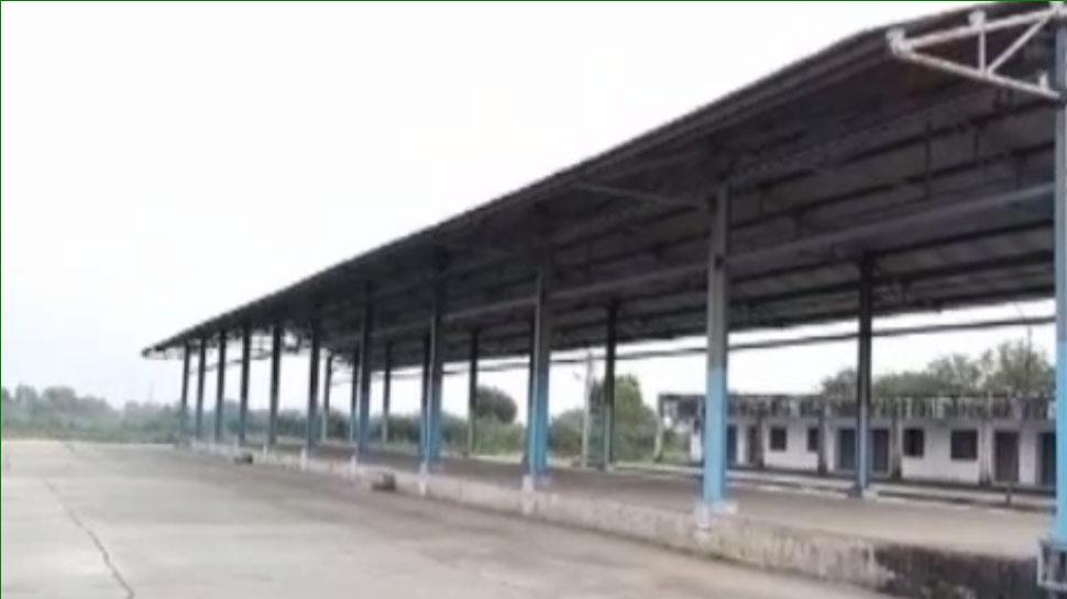 कोटा: 13 दिन से उपज मंडी सूनी, नहीं पहुंचा कोई भी किसान