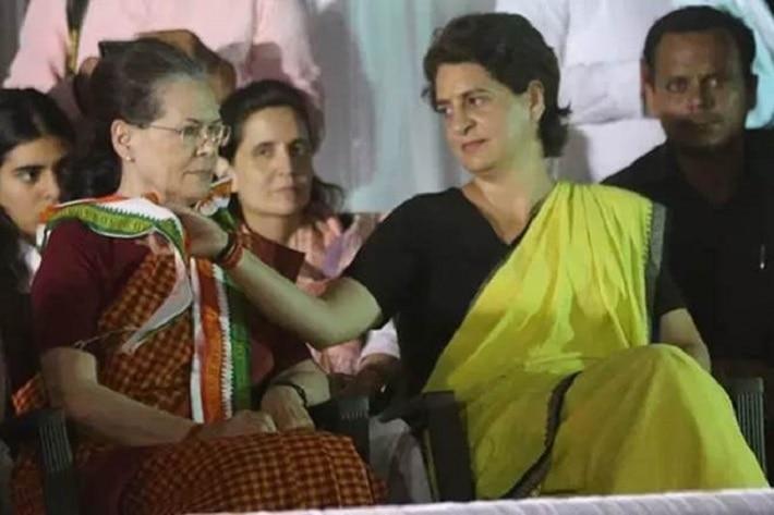 झारखंड में कांग्रेस के स्टार प्रचारकों की लिस्ट से प्रियंका का नाम गायब