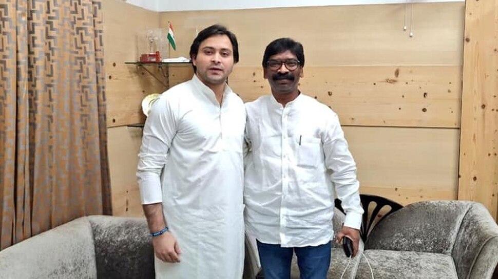 झारखंड विधानसभा चुनाव 2019: ताल ठोक रहा महागठबंधन, NDA में दिख रहा बिखराव