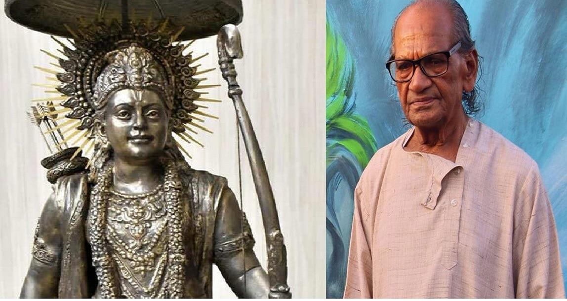 'श्रीराम' की दुनिया में सबसे ऊंची प्रतिमा तैयार करेंगे 'राम'