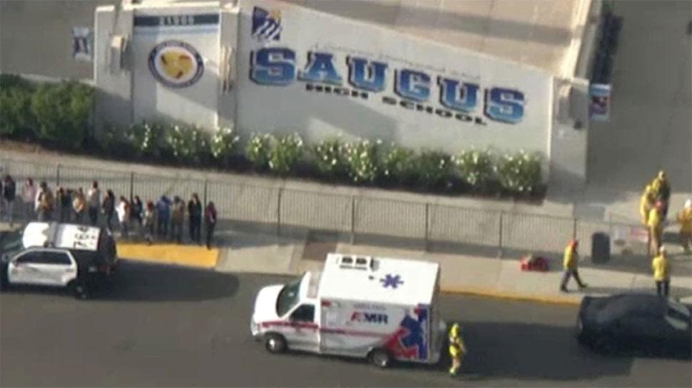 कैलिफोर्निया के हाई स्कूल में फायरिंग, 7 घायल