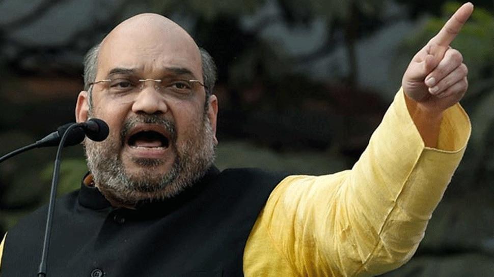 गृहमंत्री अमित शाह ने वामपंथी चरमपंथ के खिलाफ निर्णायक लड़ाई का दिया आदेश