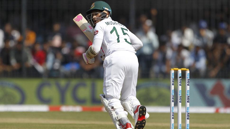 IND vs BAN Indore test: बांग्लादेश रही मुसीबत में, पर किस्तम ने खूब साथ दिया रहीम का