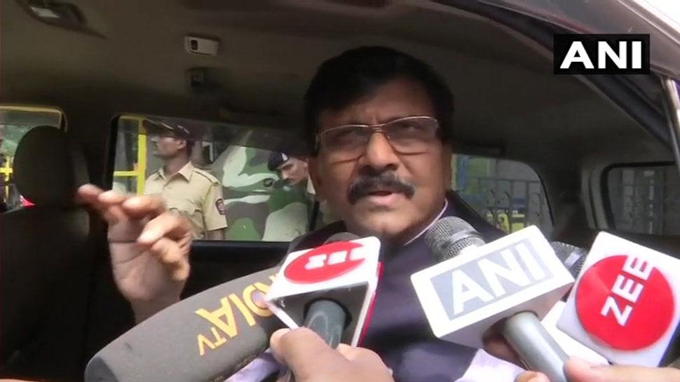 NDA की मीटिंग में शामिल नहीं होगी शिवसेना, संजय राउत का ऐलान