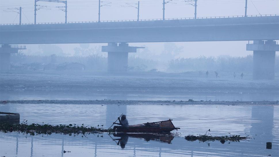 दिल्ली में हवा की गुणवत्ता में सुधार, लेकिन अभी भी बनी हुई है 'खराब श्रेणी' में
