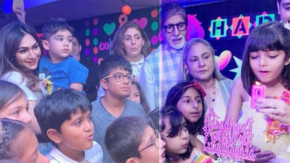 Aaradhya Birthday