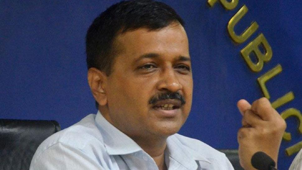 नासा ने जारी की तस्वीर, केजरीवाल बोले- पराली की वजह से दिल्ली की हवा हुई दूषित