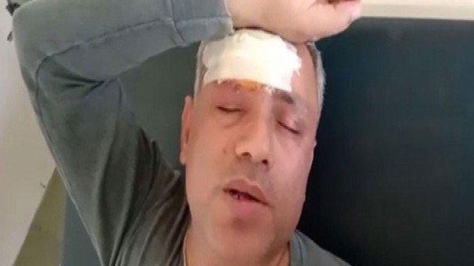 आसाराम केस के मुख्य गवाह महेंद्र चावला पर जानलेवा हमला, पूर्व सरपंच पर हमले का आरोप