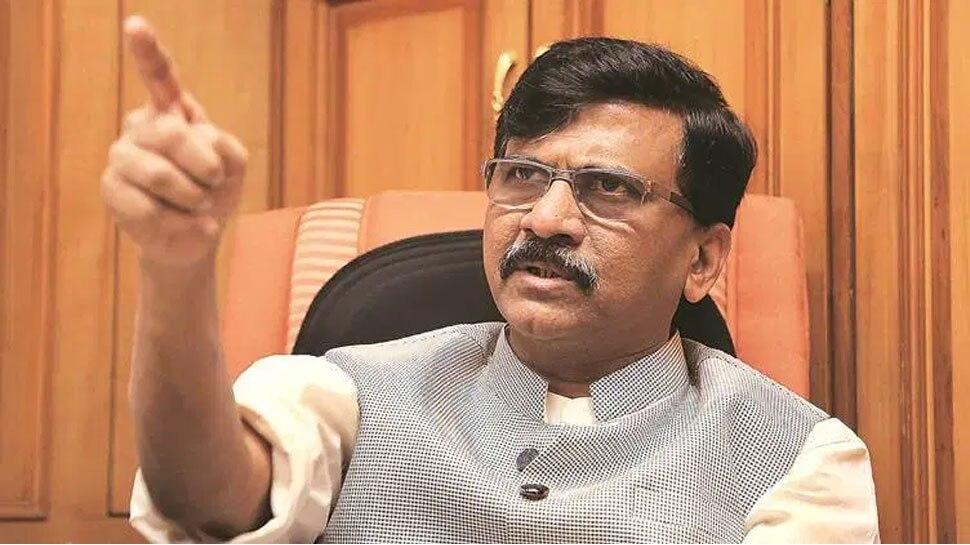 संजय राउत ने फिर कसा BJP पर तंज, 'तुम से पहले वो जो इक शख़्स यहां तख़्त-नशीं था'