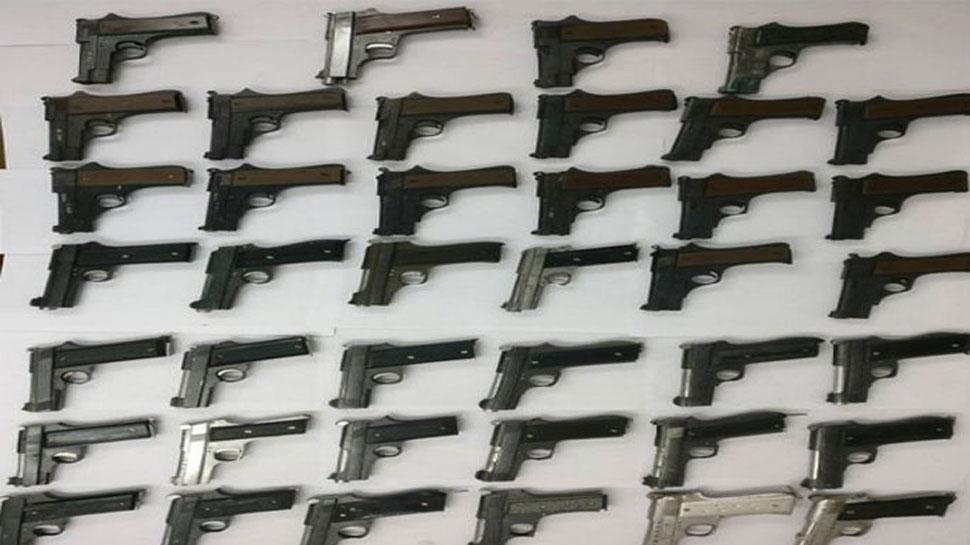 अवैध हथियारों को रखने वाला तीसरा बड़ा राज्य है राजस्थान: NCRB