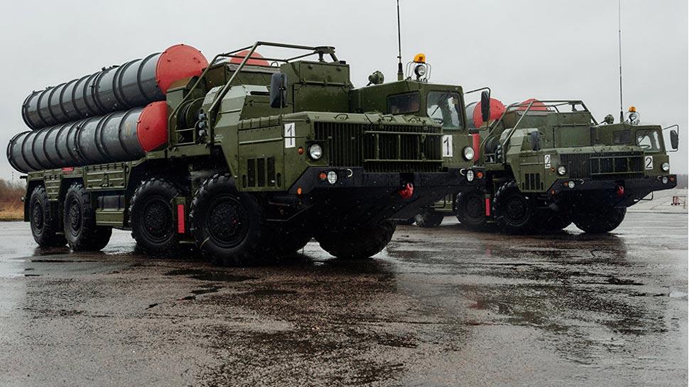 रूस ने किया दावा 'साल 2025 तक भारत को S-400 ट्रायम्फ बनाकर देंगे'