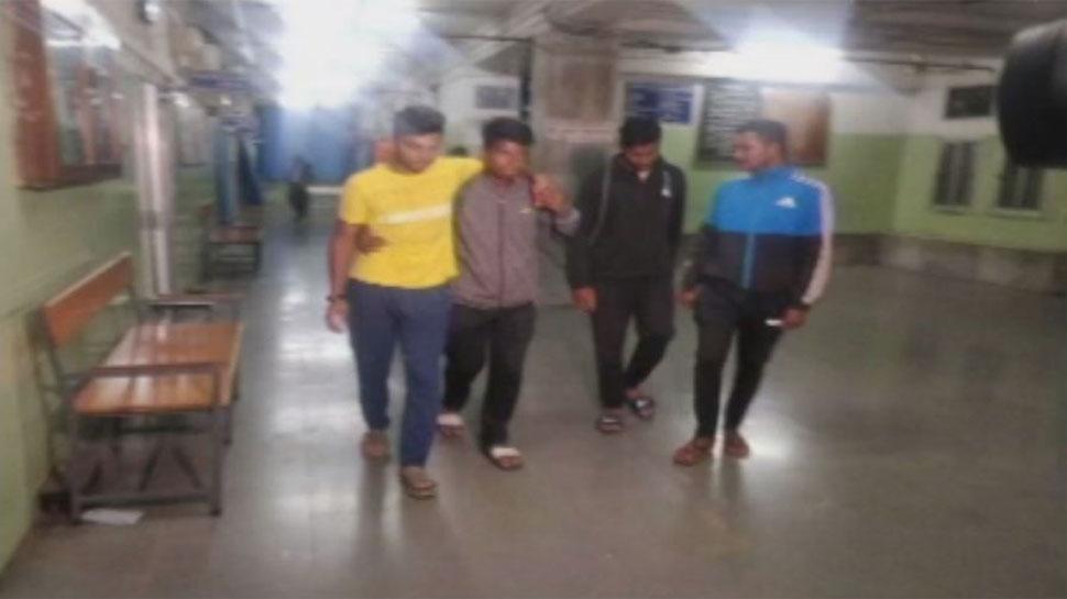 छत्तीसगढ़ की अंडर-18 क्रिकेट टीम के खिलाड़ियों के साथ ट्रेन में लूटपाट, टूर्नामेंट खेलकर लौट रहे थे