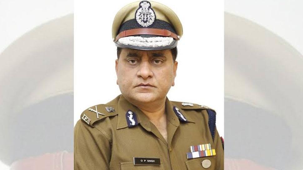 अयोध्या फैसला: UP में शांति व्यवस्था बनाए रखने के लिए DGP ने पुलिसकर्मियों को कहा, 'थैंक यू'