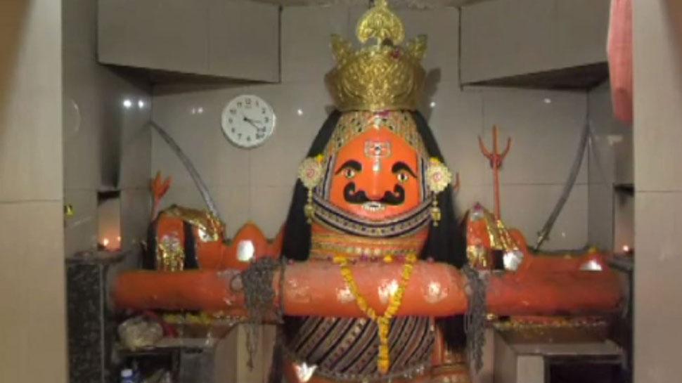भैरव अष्टमी: आगर मालवा का वो प्राचीन मंदिर, जहां जंजीरों में कैद हैं भैरव बाबा!