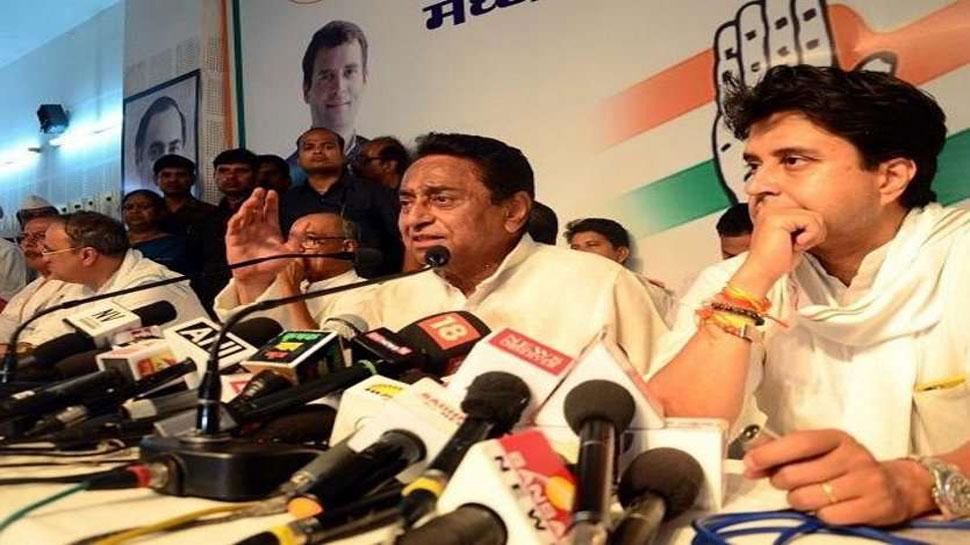 मध्यप्रदेश में अपनी ही सरकार से कांग्रेस कार्यकर्ता नाराज, सिंधिया से कहा- सरकार हमारी ही नहीं सुनती