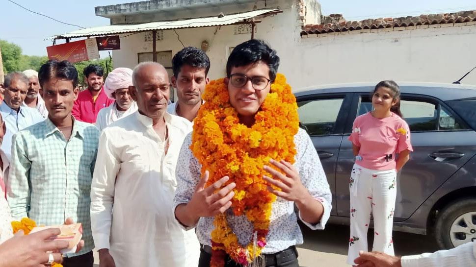 सबसे कम उम्र के जज बने राजस्थान के मयंक, रचा इतिहास