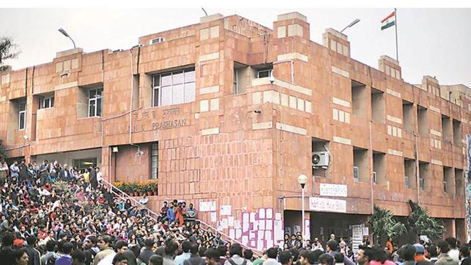 JNU में छात्रों के विरोध-प्रदर्शन को लेकर बड़ी फूट, एसोसिएशन से हटे 113 टीचर