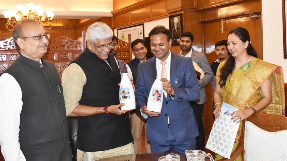 बिहार के लाल ने एवरेस्ट से दिया था जल संरक्षण का संदेश, केंद्रीय मंत्री ने रिलीज की शॉर्ट फिल्म