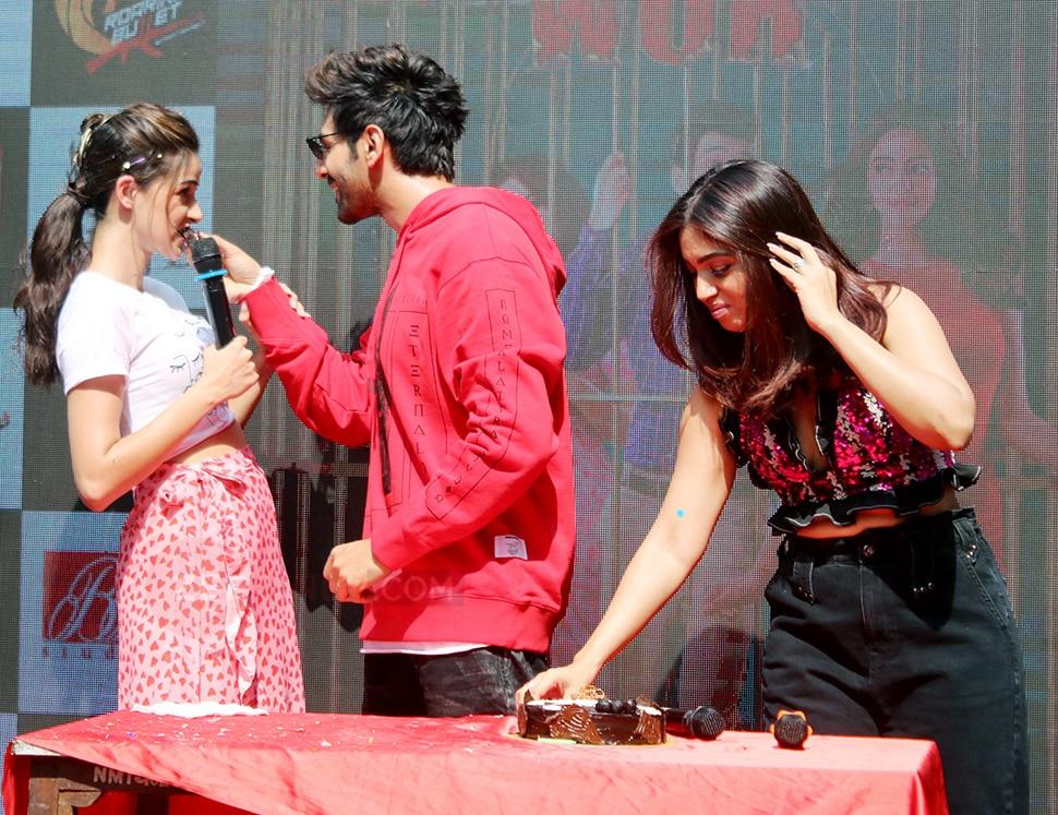 Karthik Aryan celebrated BIRTHDAY