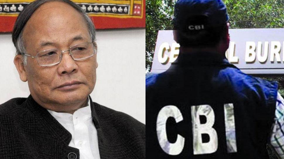 मणिपुर के पूर्व CM इबोबी सिंह और नौकरशाहों के 9 ठिकानों पर CBI की रेड