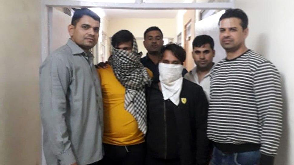 एमपी से आते बाराती बनकर दिल्ली में करते चोरी, अब पहुंचे जेल