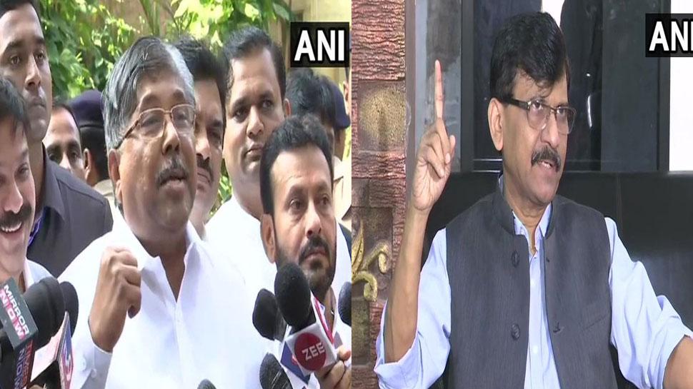 महाराष्ट्र BJP अध्यक्ष बोले, 'संजय राउत अब तो खामोश बैठें, उन्होंने शिवसेना को बर्बाद कर दिया'