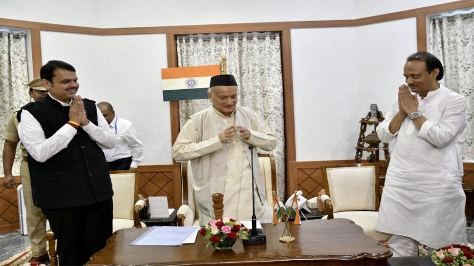 महाराष्ट्र में 'महाखेल', 9 घटों में पलट गई बाजी, बन गई BJP की सरकार| जानें कब-क्या हुआ?