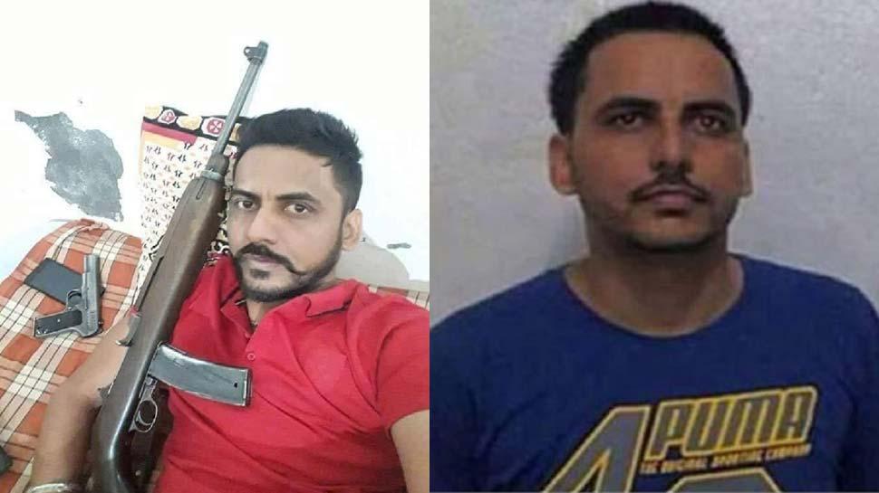 पुलिस की आंख की किरकिरी बने नामी गैंगस्टर सुखप्रीत गिरफ्तार, भेजा गया रिमांड पर