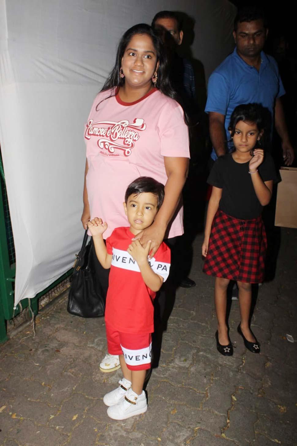 Riteish Deshmukh Son Birthday
