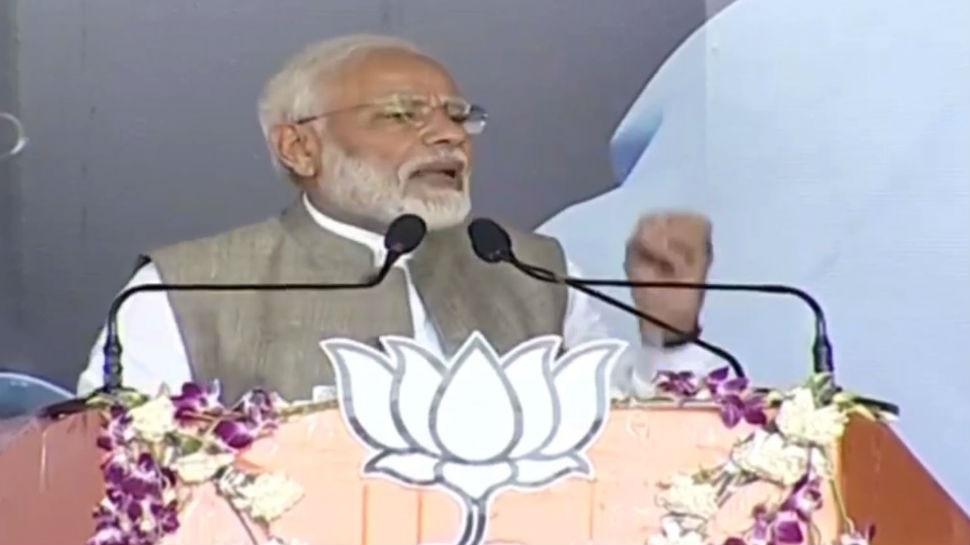 झारखंड चुनाव: PM मोदी ने कहा- कांग्रेस ने राजनीति के लिए नक्सलियों का इस्तेमाल किया