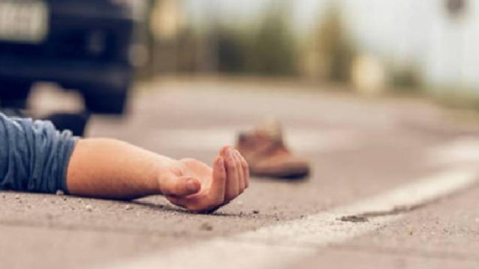 रांची: सड़क के किनारे खड़े बच्चों को ट्रक ने मारा धक्का, 5 घायल और एक की मौत