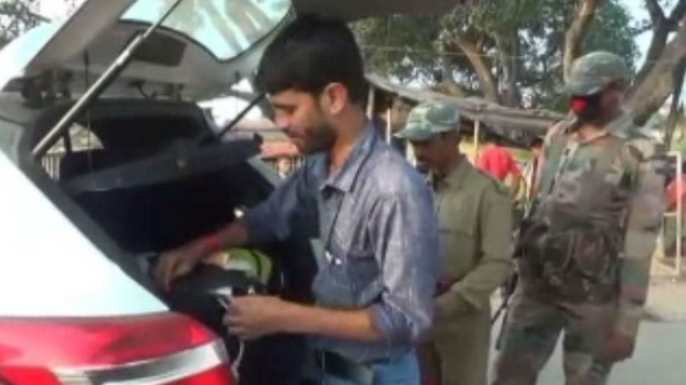 झारखंड: पाकुड़ में विधानसभा चुनाव की तैयारियां पूरी, हर वाहन की हो रही जांच