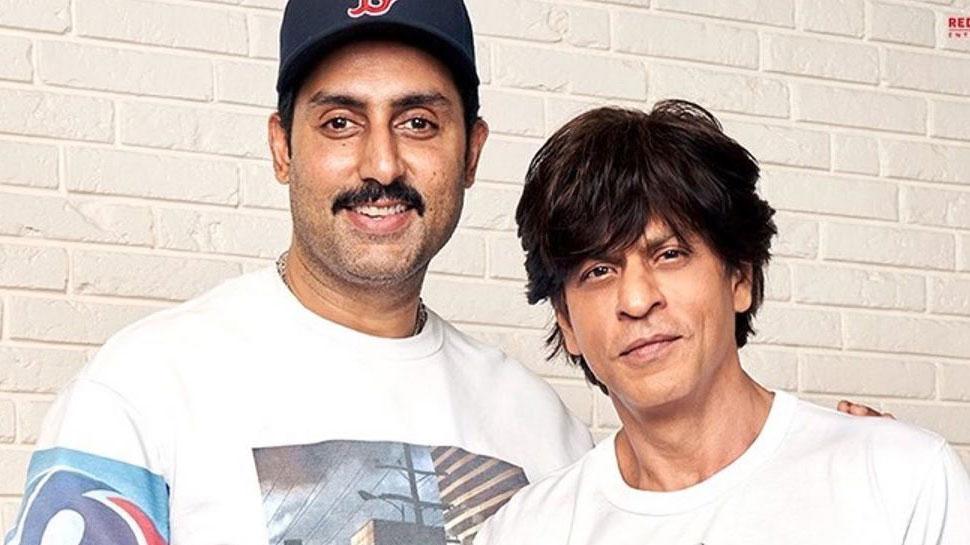 शाहरुख खान की इस फिल्म में अभिषेक बच्चन बनने जा रहे हैं लीड एक्टर